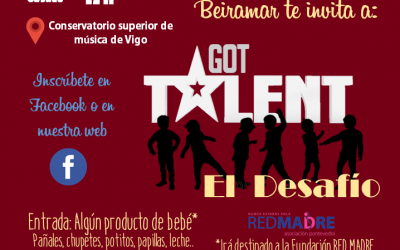 Ya está abierto el plazo para inscribirse en Got Talent El Desafío
