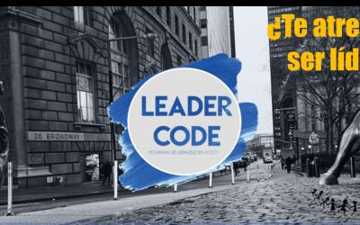 Empezamos el proyecto de Leader Code!